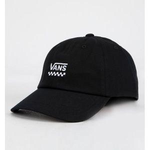 🔥NWT Women's Vans Courtside Strapback Hat